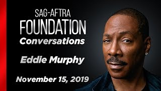 Conversations with Eddie Murphy