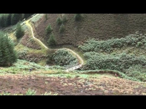 Glentress Black Route (Mountain Biking)