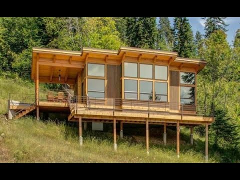 550 Sq Ft Prefab Timber Cabin by FabCab YouTube