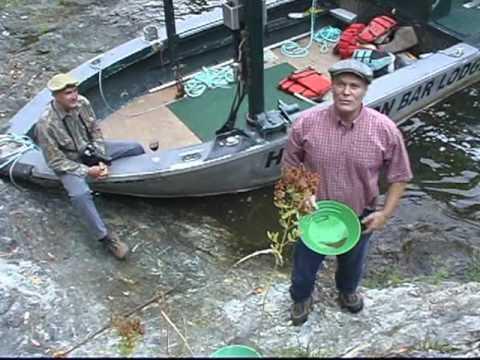 Goldmining the Klamath River | Doovi