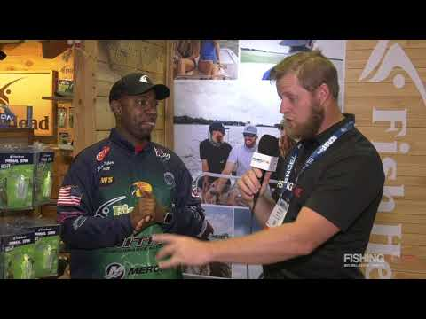ICAST 2019 - Fishhead talks lures and hats