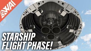 Starship Flight Phase Explained!
