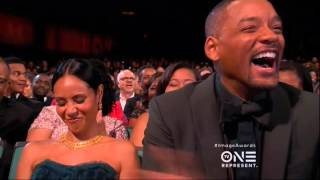 connectYoutube - The 47th NAACP Image Awards: Anthony Anderson Goes In On Stacey Dash