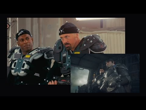 Remastering Gears of War - Motion Capture