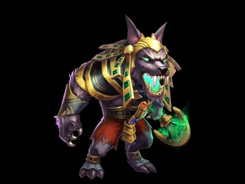 Iron Will : Anubis : Testing Out New Talent On Anubis