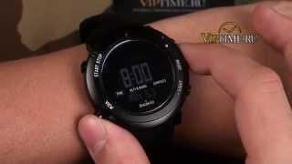 Suunto Core Alu Deep Black Видео обзор от магазина часов Viptime.ru