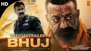 Bhuj The Pride of India Trailer, Ajay Devgn, Sanjay Dutt, Sonakshi Sinha, Bhuj The Pride of India