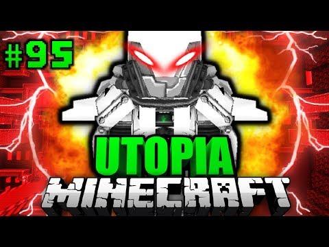 DIE KÖNIGIN des IMPERIUMS?! - Minecraft Utopia #095 [Deutsch/HD]