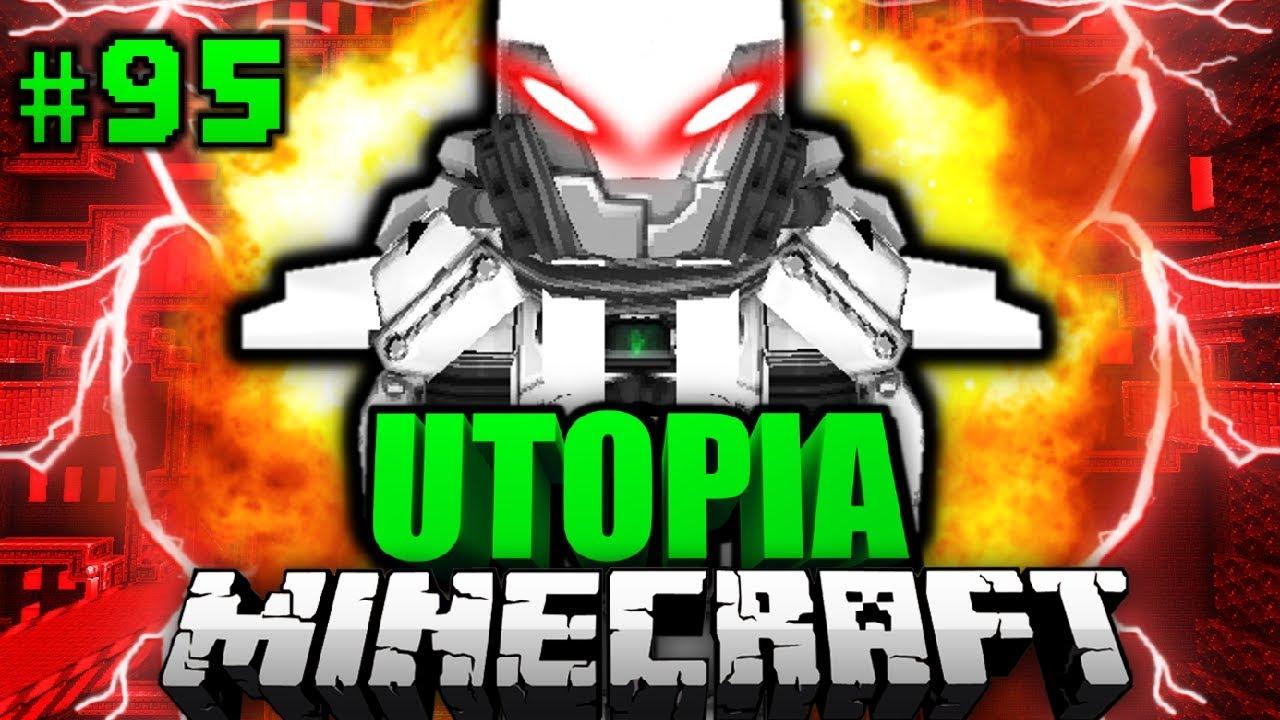 DIE KÖNIGIN Des IMPERIUMS Minecraft Utopia DeutschHD - Minecraft utopia spielen