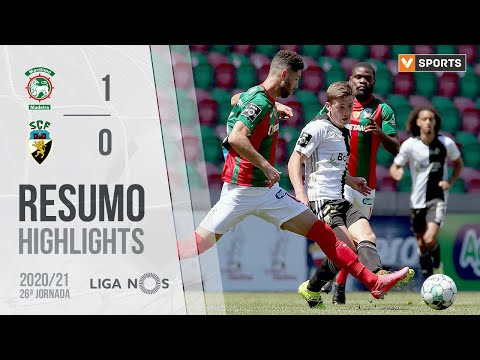 Maritimo SC Farense Goals And Highlights