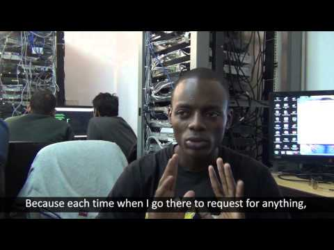 Emma from Cameroon after CCNA, CCNP, CCNA Security, CCNP Security, CCIE Security Training