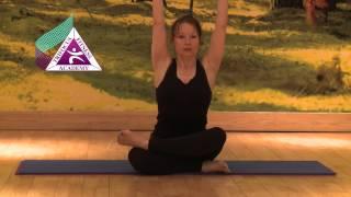 Yoga - Dwi Pada Rajakapotasana (Double Pigeon Pose)