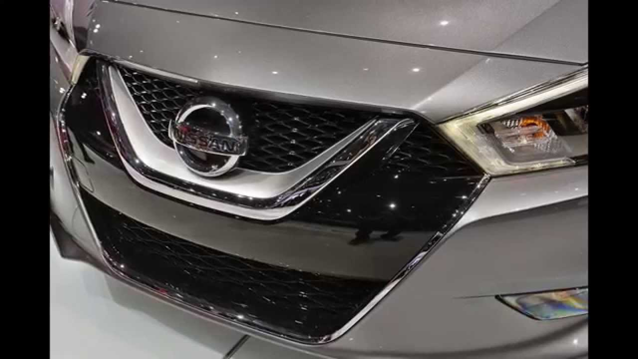 2016 Nissan Maxima Offers 300 Hp And 30 Mpg For 32 410