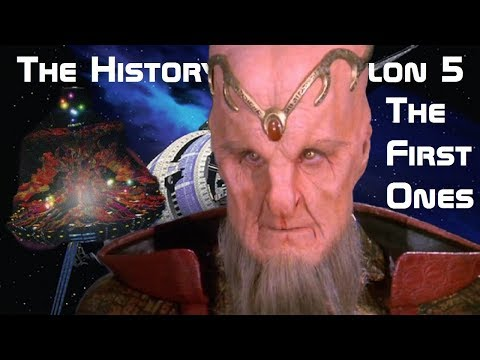 The History Of The First Ones (Babylon 5)