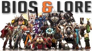 All Overwatch Hero Bios & Lore | Origin Stories