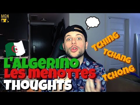 L'Algérino - Les Menottes (Tching Tchang Tchong) | THOUGHTS