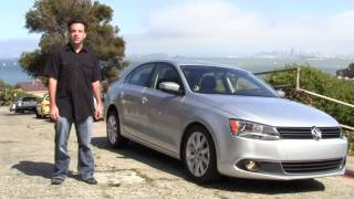 2011 Volkswagen Jetta Road Test & Review by Drivin' Ivan Katz
