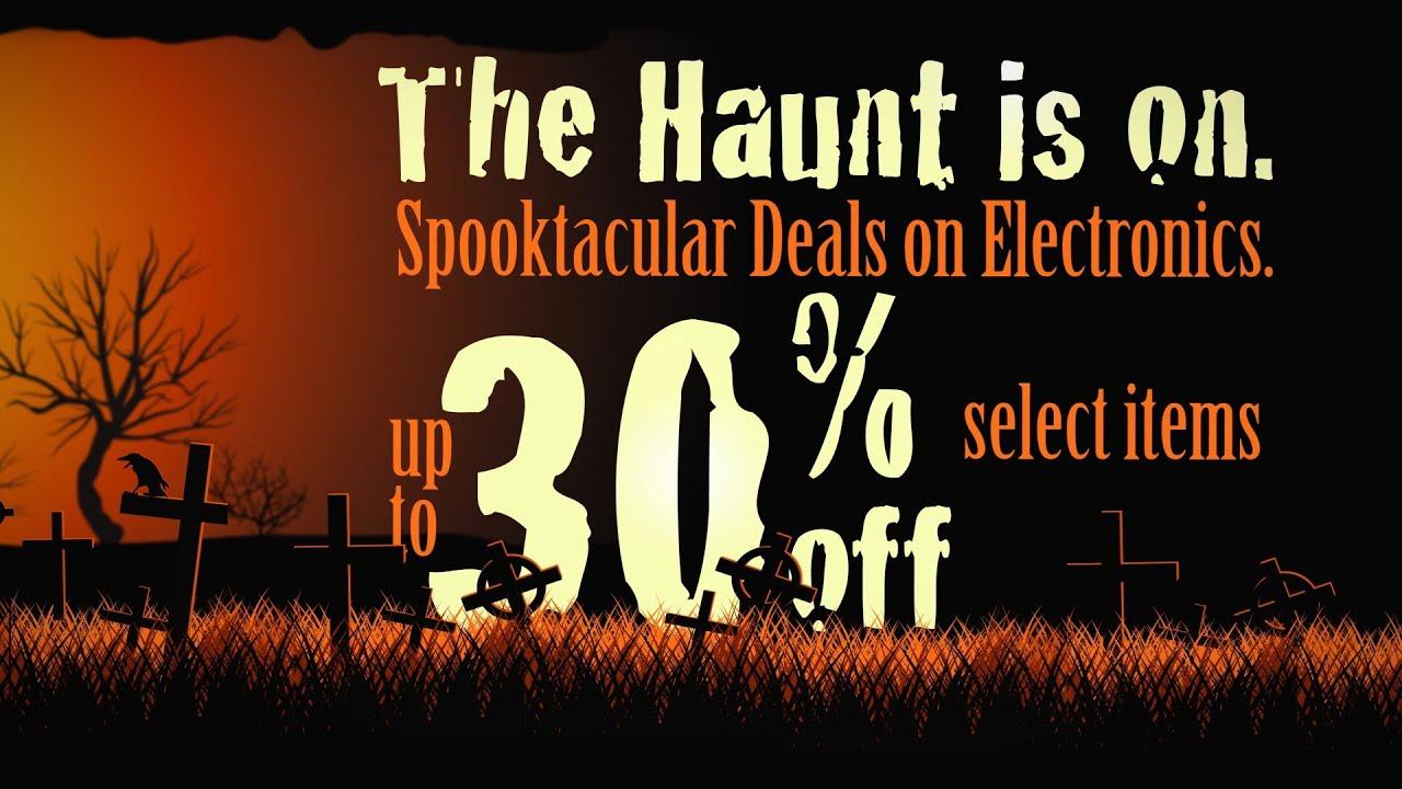 Monoprice Halloween Sale 2013 - YouTube