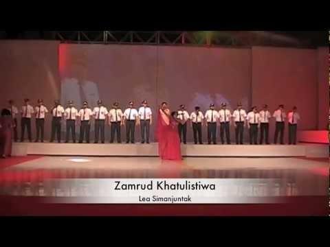 Lea Simanjuntak - Zamrud Khatulistiwa