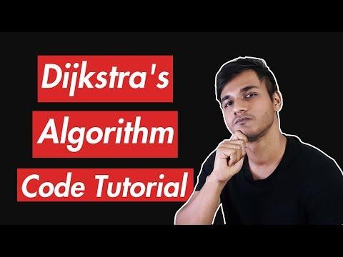 Dijkstra's Algorithm | Code | Part 1