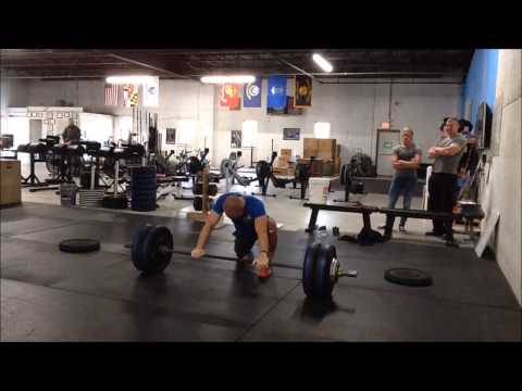 CrossFit Equity: Sometimes you Miss
