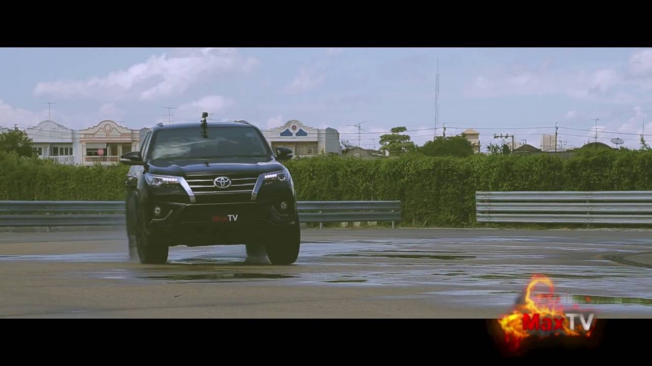 promo test drive toyota fortuner trd sportivomaxtv / 2 july