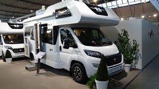 2018 Hobby Siesta de Luxe A65 GM Fiat - Exterior and Interior - Caravan Show CMT Stuttgart 2018