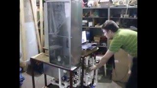 Дипломная работа: экспериментальный стенд(Экспериментальный стенд для разработки и исследования систем автоматического водоснабжения. Дипломная..., 2015-07-02T15:54:52.000Z)