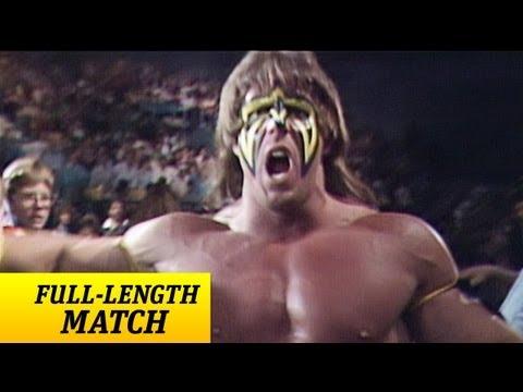 Ultimate Warrior's WWE Debut