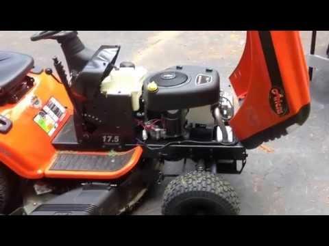 how to change oil yard 31ae6mkh515 model snowblower