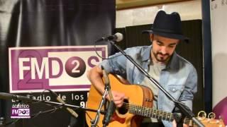Abel Pintos Acústico en FMDOS
