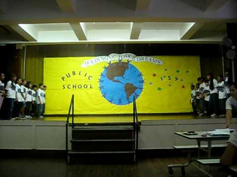 the Step Team of PS 159
