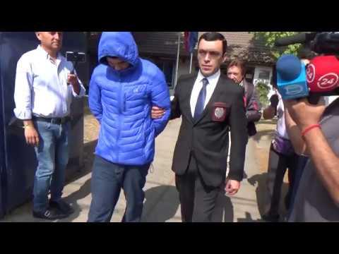 Joven de Sarmiento fue detenido por robo a Chile express
