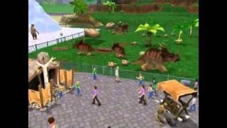 Extinct One - Zoo Tycoon 2.avi