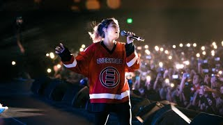 Download 1-800-273-8255 (w/beautiful wife Jess Andrea) - Logic Live @ Bill Graham San Francisco, CA 7-16-17 Mp3 and Videos