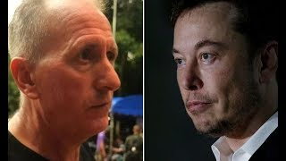 Elon Musk apologises for calling British cave diver a 'paedo'