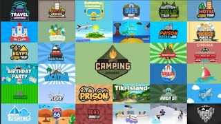 [65+More] Camping Games Inspired By SamsonXVI / ROBLOX