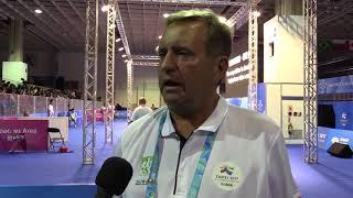 Trener Mariusz Kosman: