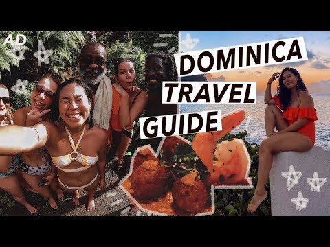 Eating and Exploring Dominica: Caribbean's Nature Island | T