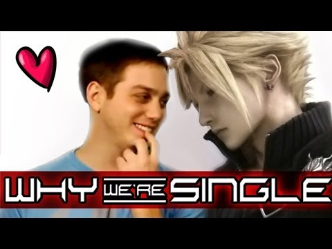 VIDEO GAME GUYS WE'D GO GAY FOR (Why We're Single)