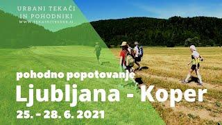 LjubljanaKoper2021pohod