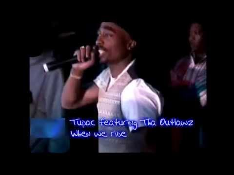 2Pac & Outlawz - When We Ride (Live in Club 662)
