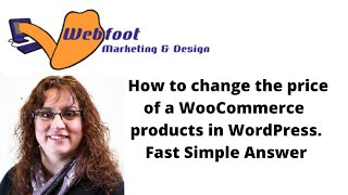 How to change Price in Woocommerce