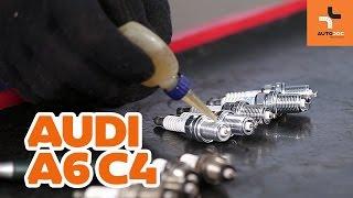 Τοποθέτησης Μπουζί AUDI A6: εγχειρίδια βίντεο