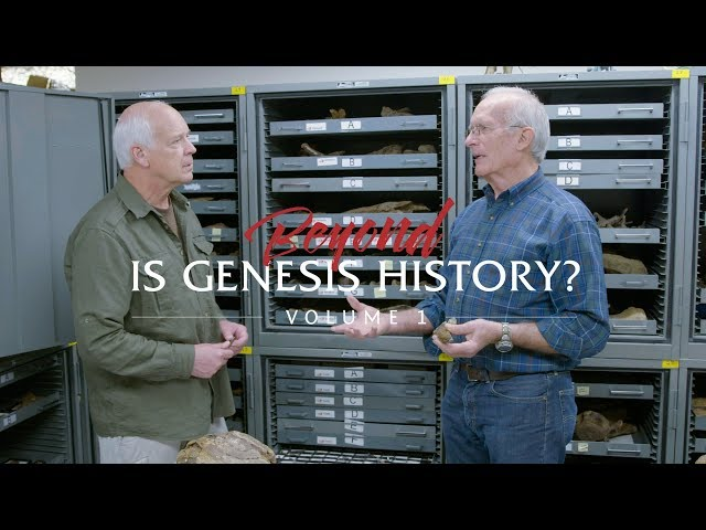 Why Paleocurrents point to a Global Flood : Beyond Is Genesis History? Clip