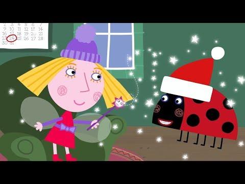 El Pequeño Reino de Ben y Holly 🎁 La mascota de Margarita y Amapola 🎁 Dibujos Animados
