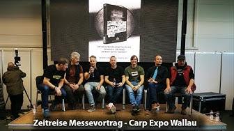 Zeitreise Buch - Messe Vortrag - Carp Expo Wallau