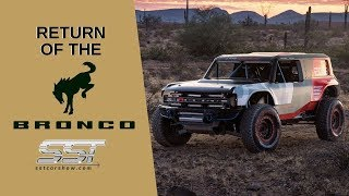 FORD BRONCO RETURNS | SST CAR SHOW