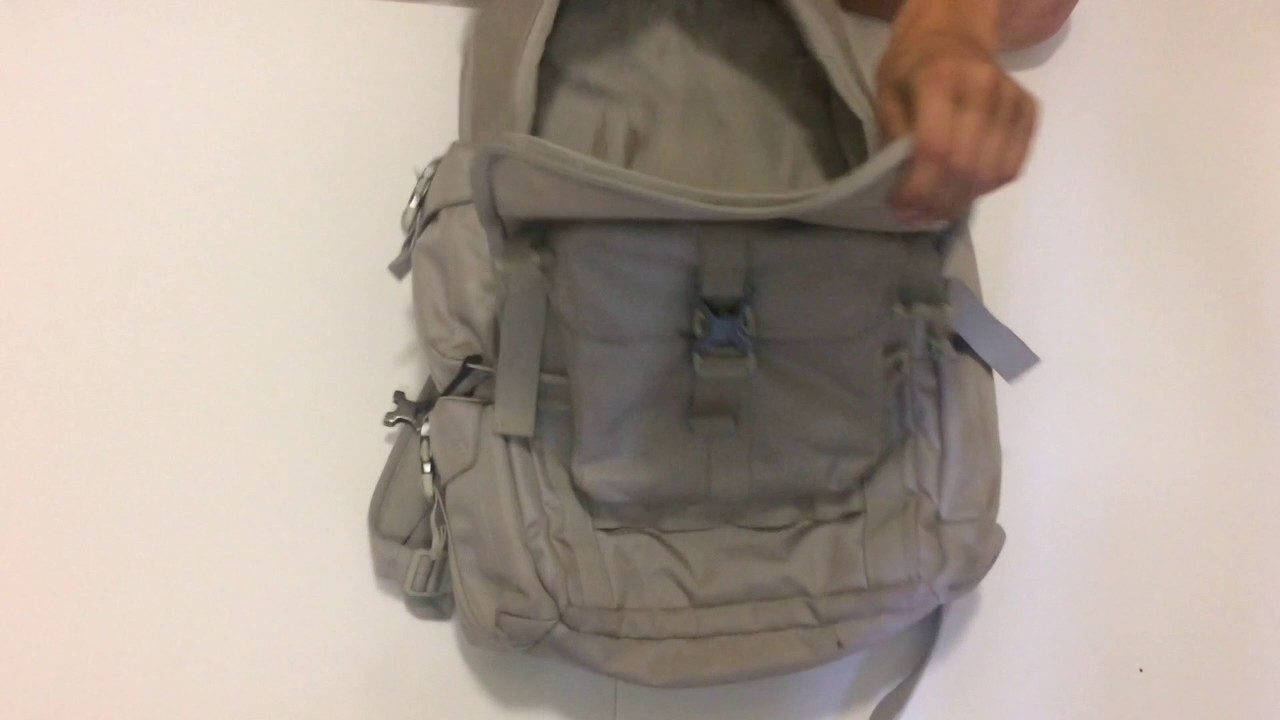 866c84394e UNDER ARMOR CORDURA BACKPACK. - YouTube