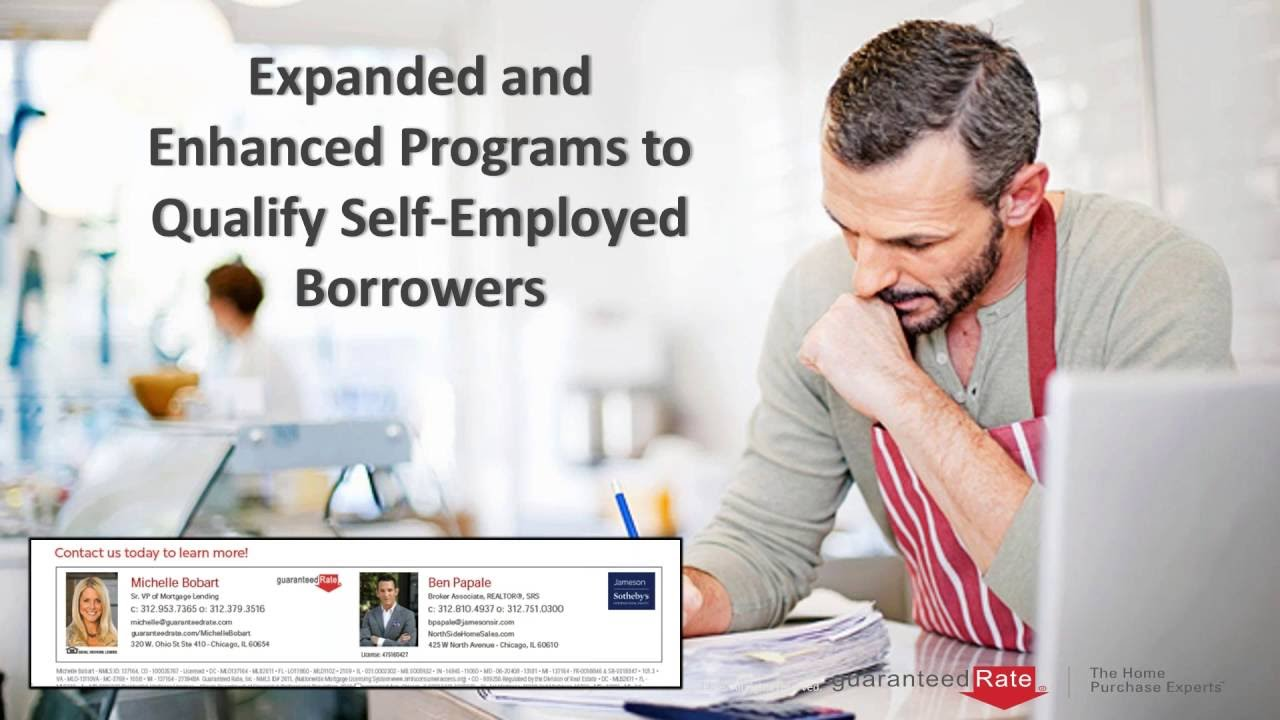 Home Loans: Bank Statement Loans for Self Employed - YouTube